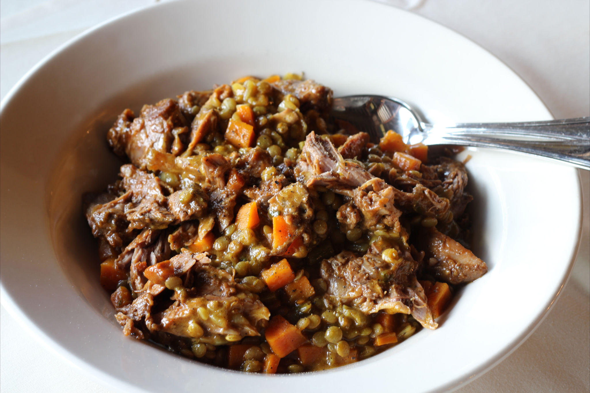 Lamb Stew Moroccan Style