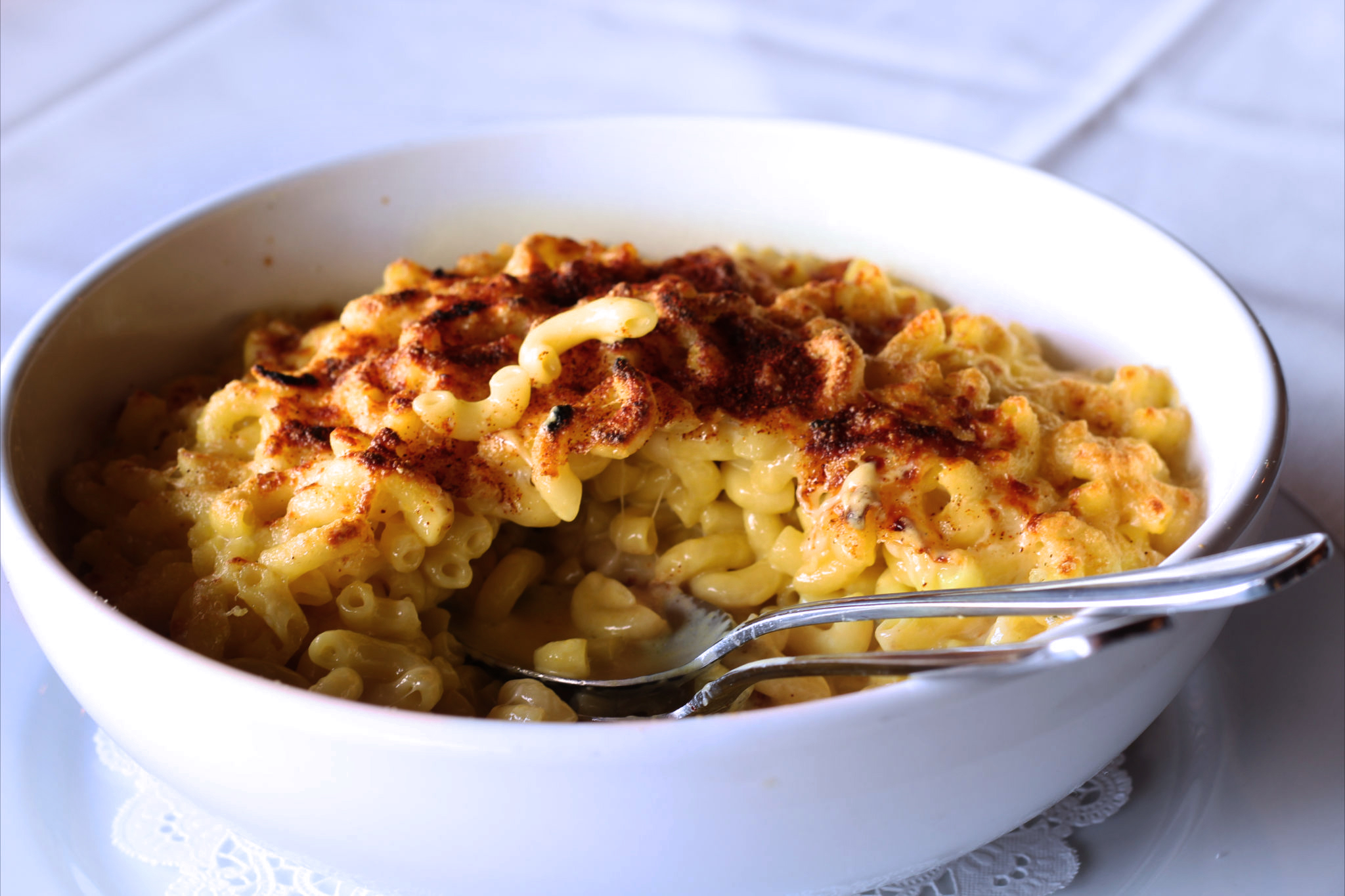 Home » General Recipes » Smoked Mac & Cheese